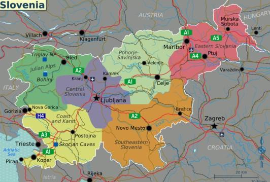Il sistema di tassazione in Slovenia: una boccata di ossigeno in economia