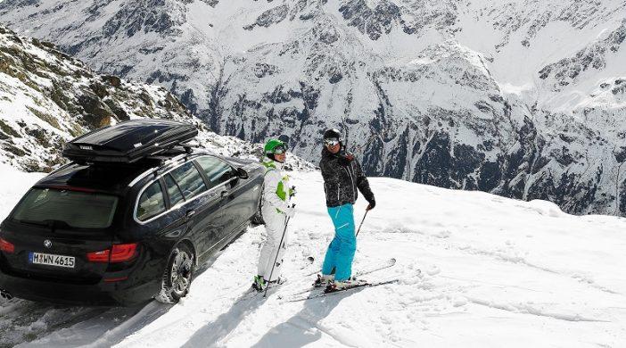 Per una guida sicura, scegliamo il box tetto auto