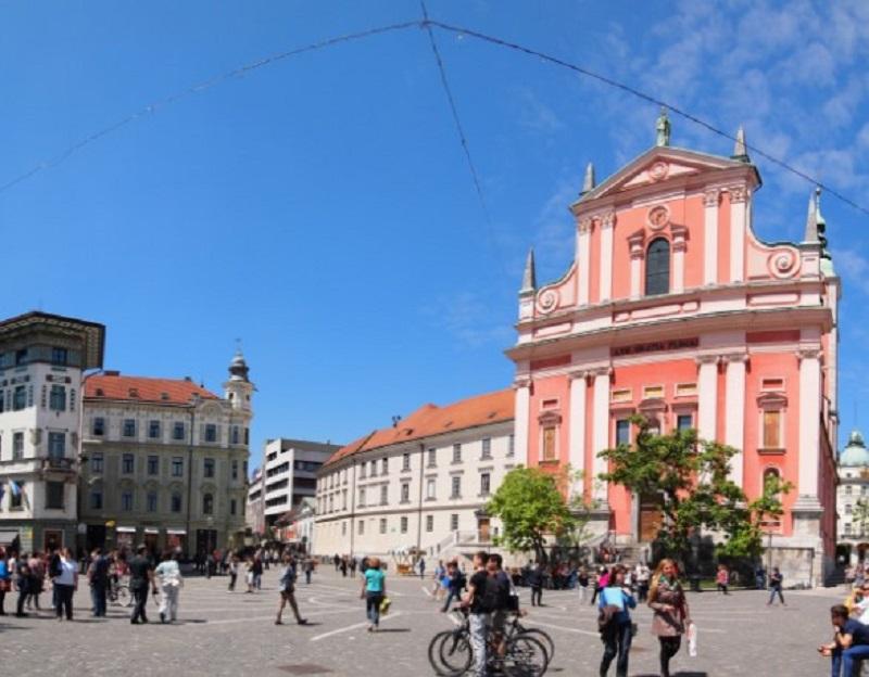 Lubiana: visitare la città con calma con la comodità di un appartamento in affitto