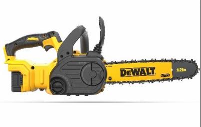Recensione kit motosega DeWalt DCCS620P1