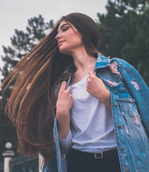 La vitamina c e i complessi vegetali in Hair Vitamins