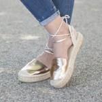 L'intramontabile fashion delle espradrilles