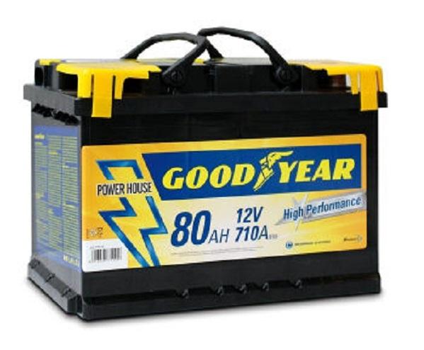 Batteria per auto Goodyear