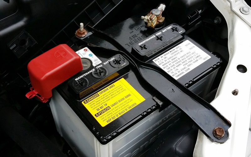 Il ruolo della batteria per auto