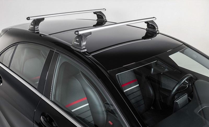 I portapacchi per auto sono disponibili in più stili
