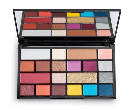 Make up Revolution palette di ombretti