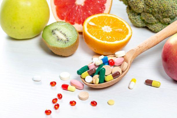 Tiroide e vitamine